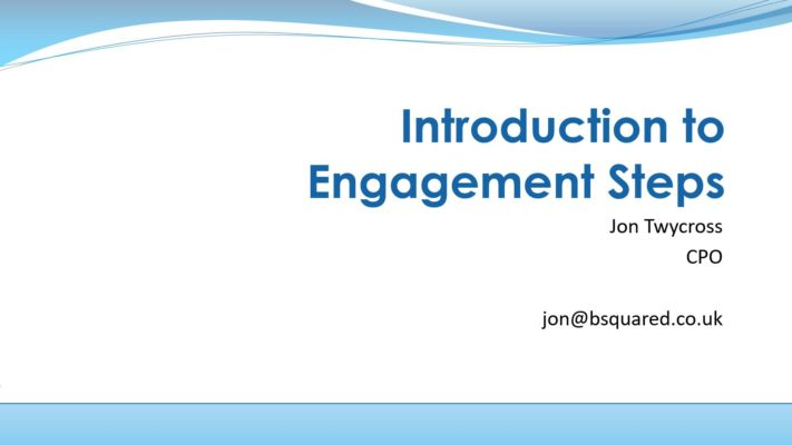 Introduction to Engagement Steps